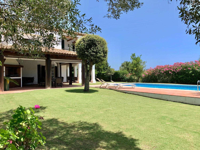 Villa for rent in Sotogrande